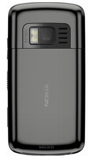 Nokia C6-01 – sportovní sestra C6