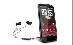 HTC Sensation XE – telefon pro hudební fajnšmekry