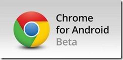 Chrome pro Android dostupný v českém Marketu