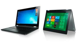 První tablet s Windows 8 – Dell nebo Jóga?