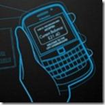 Využití NFC podle BlackBerry