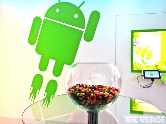 Android 5.0 Jelly Bean – víme, jak to bude [Aktualizováno]