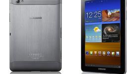 Dvojitá recenze tabletů Samsung Galaxy Tab 7.0 Plus a 7.7 [video]