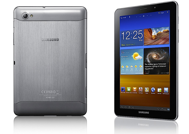 Dvojitá recenze tabletů Samsung Galaxy Tab 7.0 Plus a 7.7 [video]