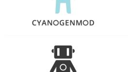 Cyanogen mění logo