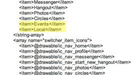 Události (Events) v Google+ [Android]