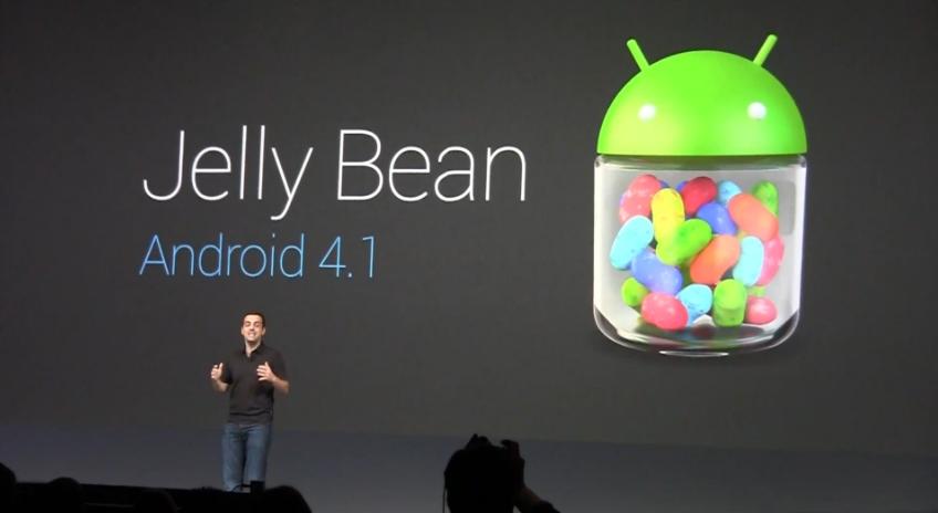 Jelly Bean na Galaxy Nexus [video]