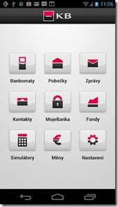Aplikace Mobilní Banka 2 je konečně použitelná