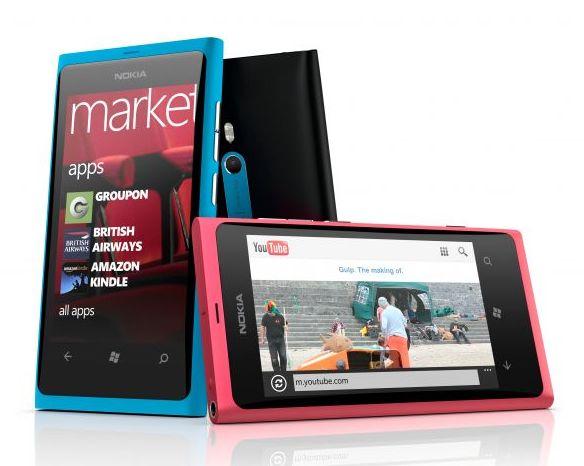 Finka s duší WP7 – Lumia 800