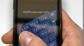 Microsoft testuje zakřivenou virtuální klávesnici