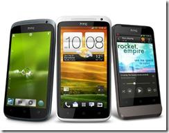 HTC potvrdilo aktualizaci na 4.1 pro One X a S