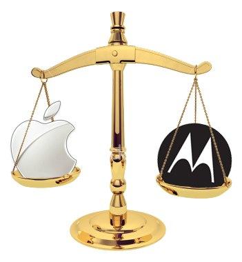 Motorola útočí na Apple