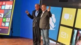 Nokia představila modely Lumia 820 a 920 s WP8