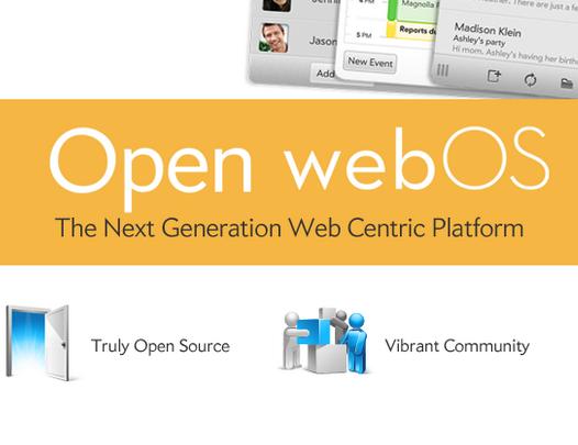 Open WebOS jako aplikace pro Android?
