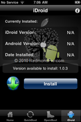 Android-2.2-on-iPhone-6