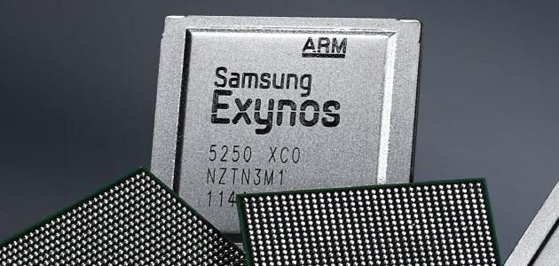Samsung Exynos 5250 poráží Apple A6, Snapdragon S4 a další