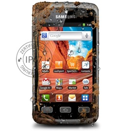 Samsung Galaxy Xcover: odolnost s Androidem 2.3