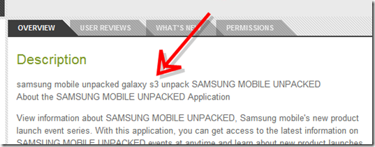 SAMSUNG mobile UNPACKED 2012 - Android Apps on Google Play-112003