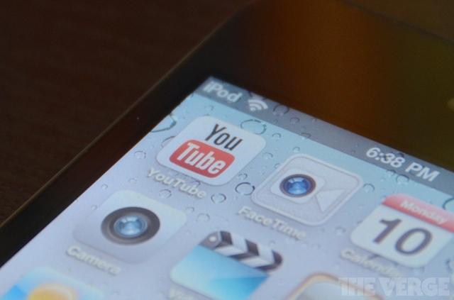Nová aplikace YouTube pro iPhone a iPod Touch