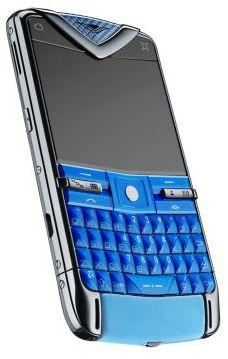 Nové Vertu modely aneb luxus v modrém převleku