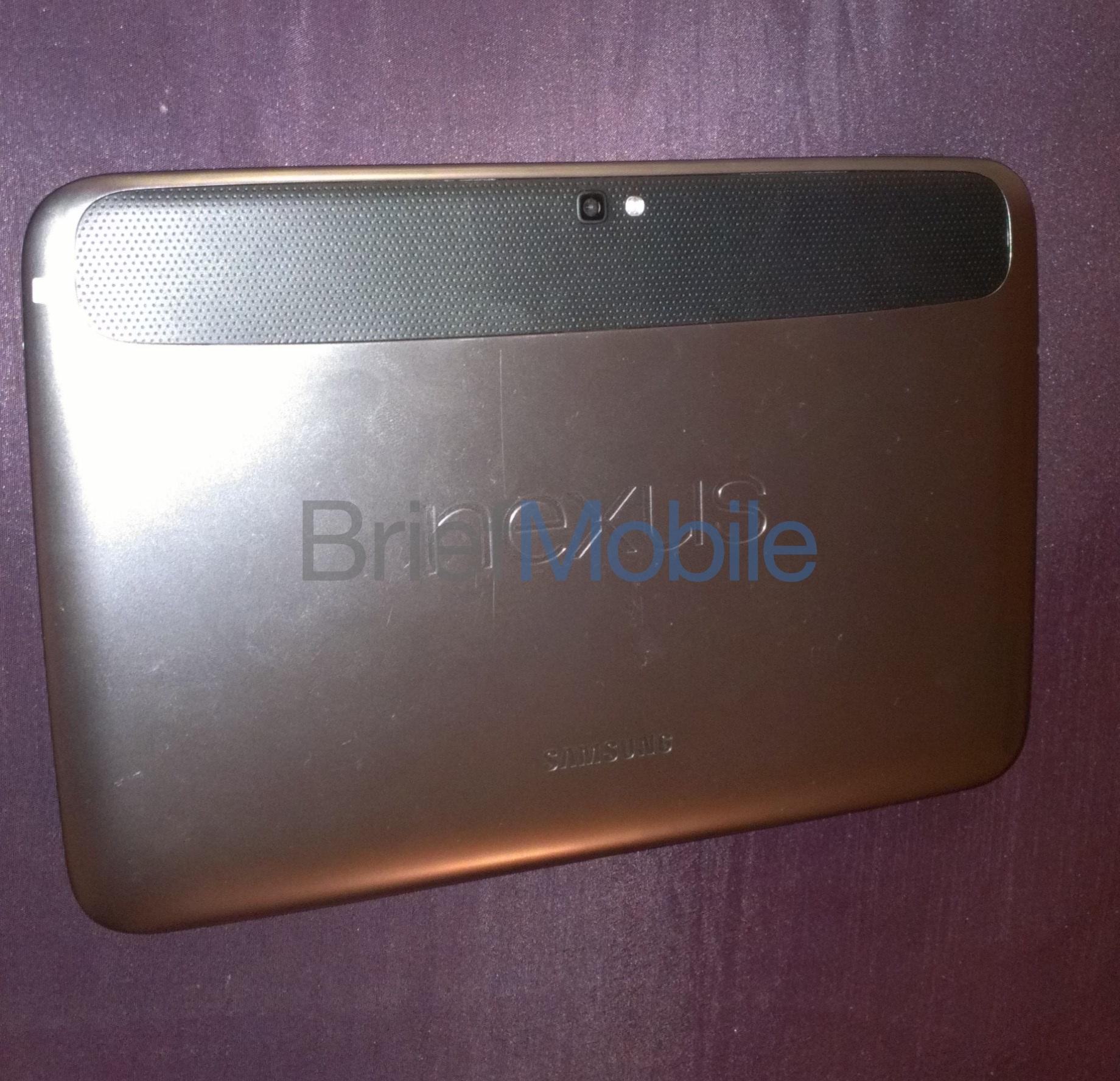 Unikly obrázky a specifikace tabletu Nexus 10
