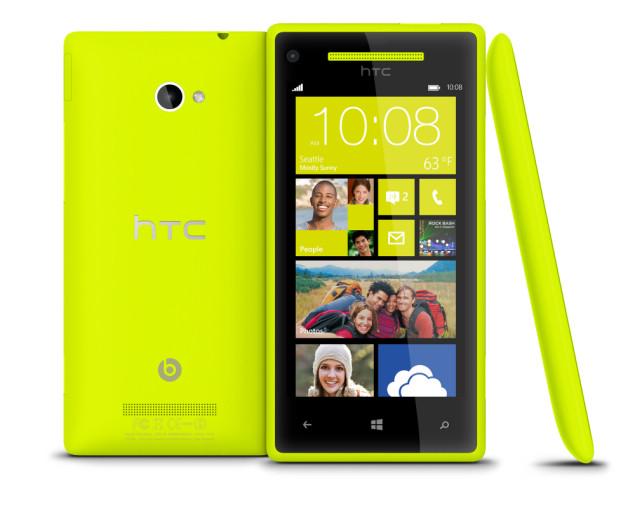 Potvrzeno datum dostupnosti 8X u nás. HTC chystá další akci