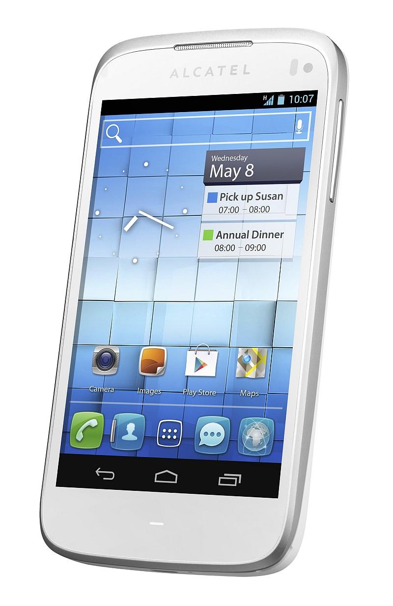 Alcatel One Touch Ultra 997D zaujme výdrží a voděodolností