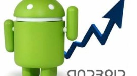 Android Jelly Bean skočil z 16.5 % na 25 %