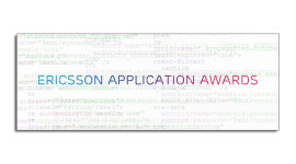 Ericsson zve Android vývojáře na Application Awards 2013!