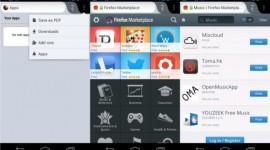 Mozilla spustila vlastní Firefox Marketplace