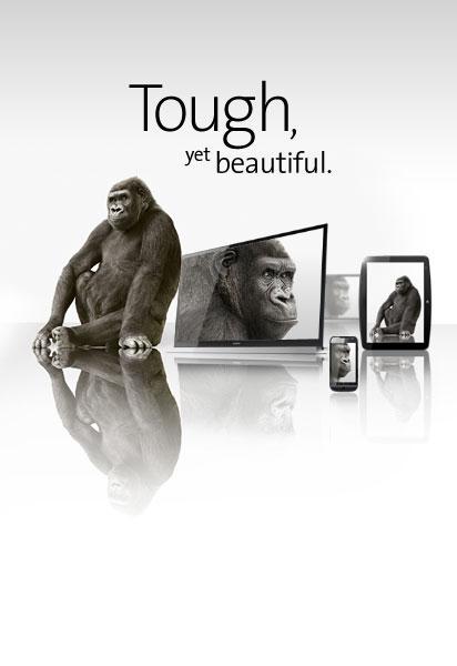 Corning Gorilla Glass na více než 1 miliardě zařízení
