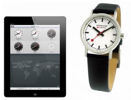 Apple má smlouvu na hodiny v iOS 6 s SBB