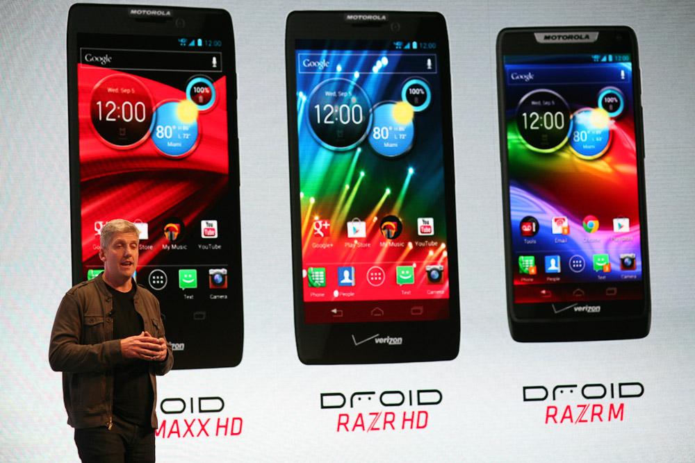 Motorola chce smartphony s čistým Androidem, ale….