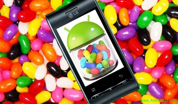 LG: aktualizace na Jelly Bean pro vybraná zařízení