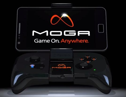 Herní ovladač MOGA startuje reklamní kampaň