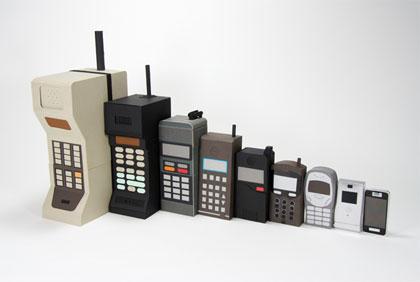 """""""Už je nás 6 miliard!"""" radují se mobilní telefony"""