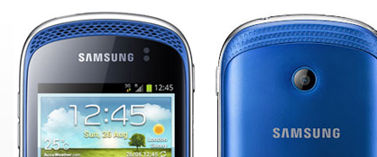 Samsung Galaxy Music oficiálně představen