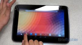 Nexus 10 na krátkém videu