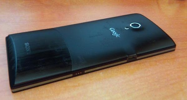 Prototyp Xperia Nexus zachycen na fotografiích?