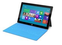 Surface RT 32 GB má ve skutečnosti 16 GB volného prostoru
