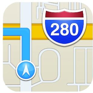 Mapy od Applu spotřebují o 80 % méně dat než od Googlu