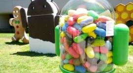 Android Gingerbread stále vládne [statistika]