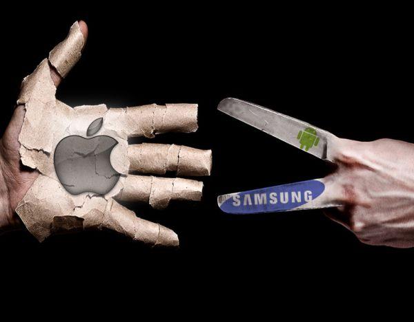 Samsung vs. Apple – pokuta 1 miliardy dolarů byla výrazně snížena
