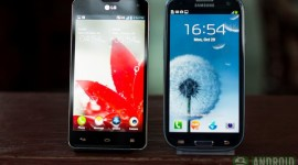 Porovnání dvou rivalů: Optimus G vs Galaxy S3 [test]