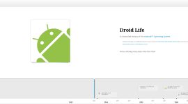 DroidLife – životní cesta Androidu na jedno místě