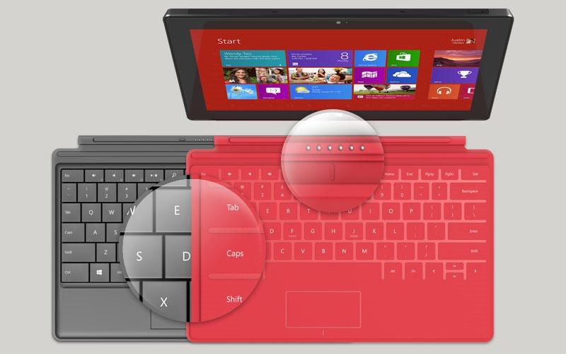 Microsoft uvedl Surface do společnosti