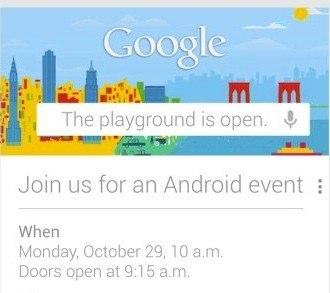 Co všechno Google představí 29. října?
