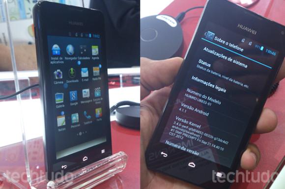 Huawei Y300 odhalen i s cenovkou pod 5000 Kč