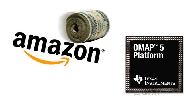Koupí Amazon divizi od Texas Instruments?