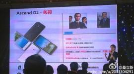 Huawei Ascend D2 vstoupí do světa pádel
